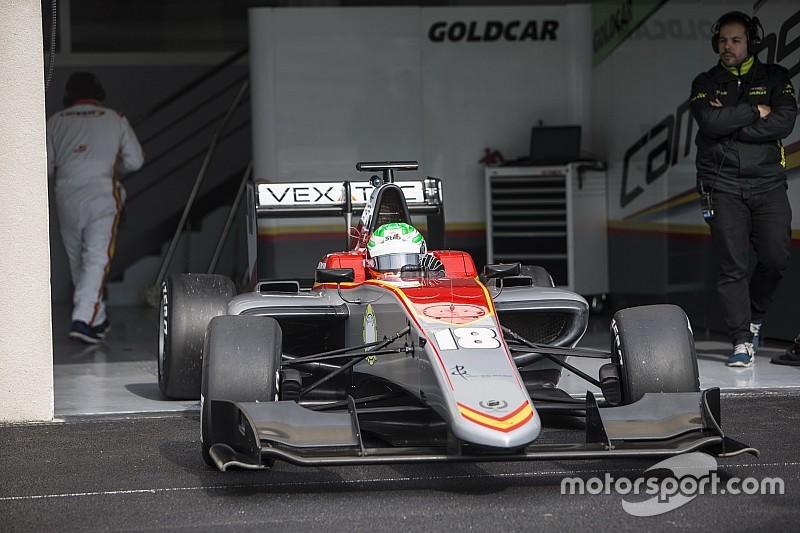 Jerez GP3 testleri: Son günün lideri Pulcini, Calderon beşinci