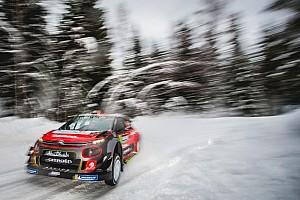 WRC Résumé de spéciale ES12 à 14 - Breen perd du terrain sur Neuville