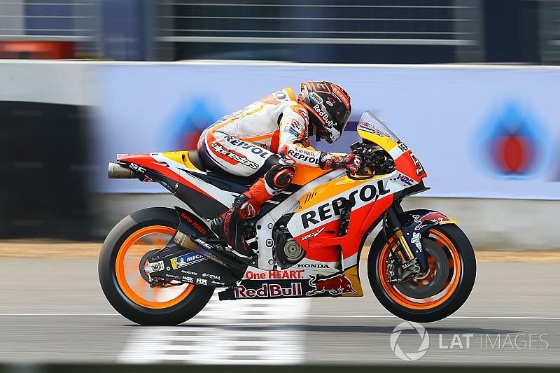 "Honda settled on more ""aggressive"" engine, says Marquez"