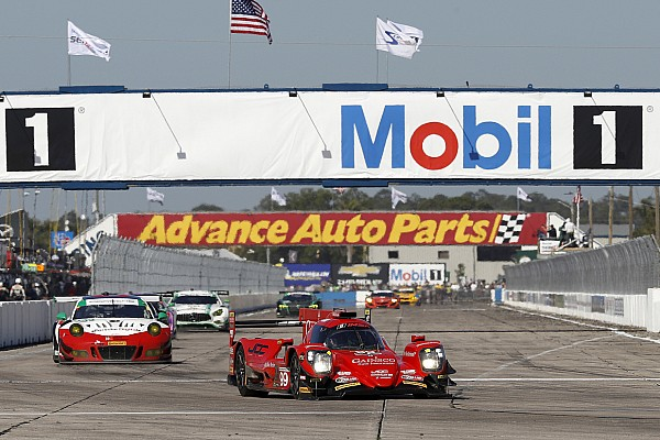 IMSA Race report Canadian Notebook - Highs and lows for Canadians at Sebring