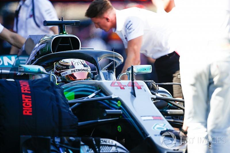"""Marko: """"Hamilton megnyomja a gombot, és azonnal nyer 3-4 tizedet"""""""
