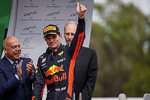 Formule 1 Actualités L'entourage de Verstappen minimise l'effet de son absence