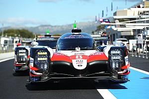 WEC Test Prologo: Toyota stakanovista tra le LMP1 nelle prime ore
