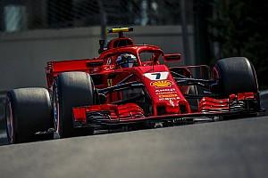 Verstappen yeni turbo, Raikkonen yeni kontrol elektroniğine geçti