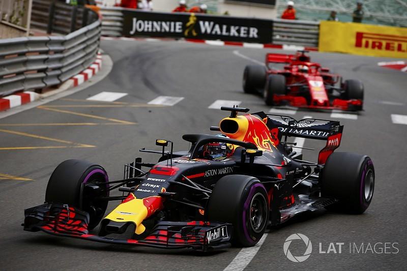 """""""La rédemption"""" pour Ricciardo, vainqueur avec 6 vitesses"""
