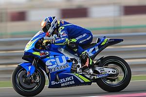 MotoGP Reaktion Suzuki im Ducati-Sandwich: Rins und Iannone loben Fortschritte