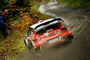 WRC News Citroen optimistisch: Fortschritte beim Handling des C3 WRC