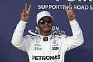 Forma-1 Hamilton örül, hogy szenvedést okozhat Vettelnek és a Ferrarinak a Forma-1-ben