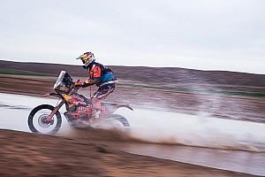 Дакар Отчет об этапе Прайс стал быстрейшим на 11-м этапе «Дакара» в зачете мотоциклов