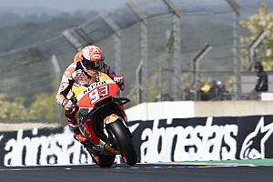 MotoGP Yarış raporu MotoGP Le Mans: Marquez rahat kazandı, Dovi ve Zarco düştü!