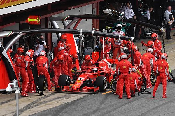 Vettel: Ne faire qu'un seul arrêt