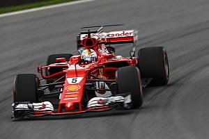 Formule 1 Réactions Vettel admet un petit manque d'audace dans son dernier run