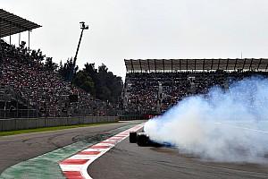 Формула 1 Новость В Renault взяли на себя вину за многочисленные отказы в Мексике