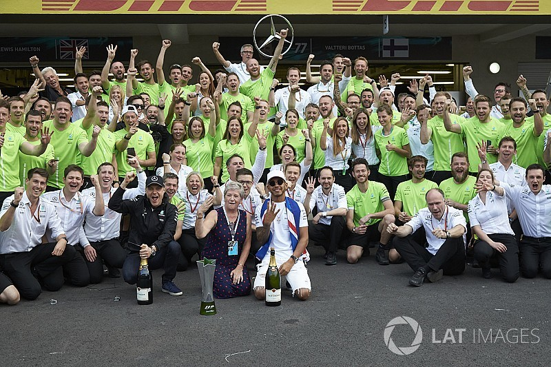 Why Mercedes' 2017 F1 titles are its most impressive yet