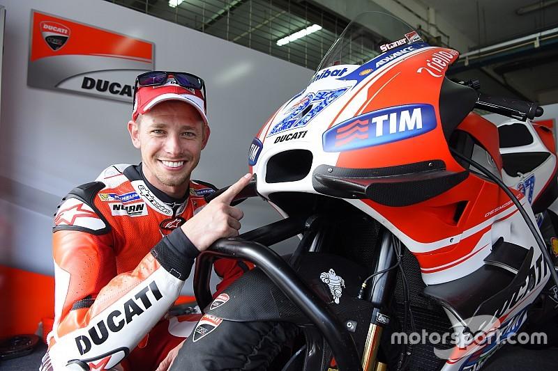 Ducati не откажет Стоунеру в возможности выступить в гонках