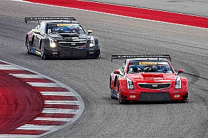 PWC Breaking news Johnny O'Connell leads a Cadillac 1-2 at COTA