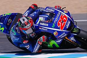 MotoGP 速報ニュース 【MotoGP】ヤマハ、新シャシーをテストもライダーの評価は真っ二つ