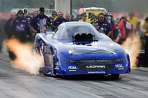 NHRA Qualifying report Schumacher, Beckman, Anderson and Krawiec clinch No. 1 qualifying positions at  Las Vegas