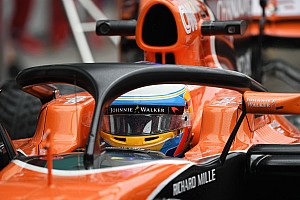 F1、来季から全車にゴルフボール大の360度カメラ搭載へ。ハロ前に設置
