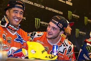 MXGP Reacties Team Nederland kan leven met tweede plaats Motocross of Nations