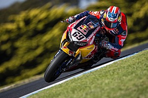 World Superbike Breaking news Hayden wants to see
