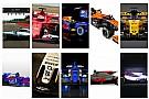 Formula 1 2017 F1 araçları, fotoğraf galerileri, teknik analizleri