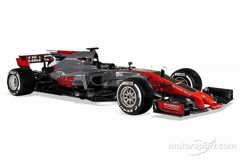 【F1】ハースF1、2年目のシーズンへ船出。新車VF-17公開