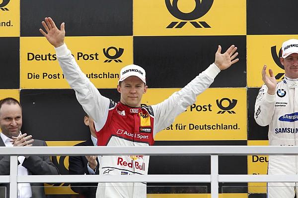 DTM Championnat - Ekström vire en tête, Martin dans le top 3