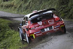 WRC Resumen de la etapa Meeke cierra el viernes como líder en Francia