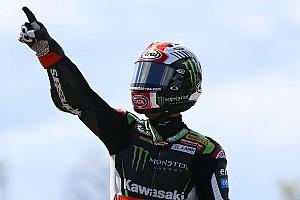 World Superbike Race report