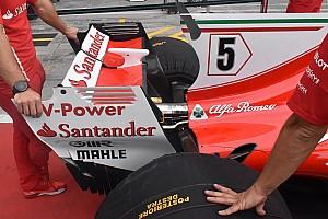 F1 Análisis GALERÍA TÉCNICA: las mejoras en los coches de F1 en Monza