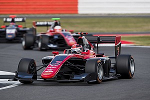 GP3 Race report Silverstone GP3: Russell passes Hubert to take home victory