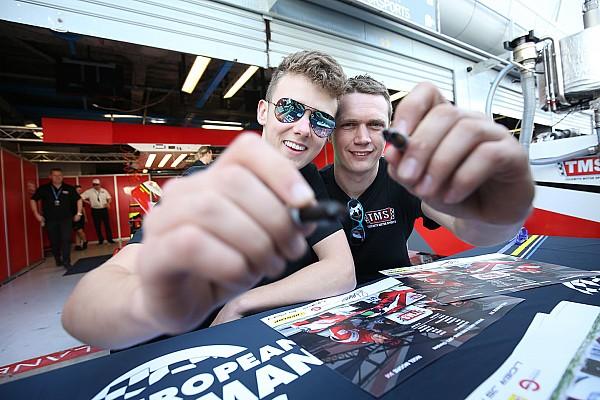 Phil Hanson, au Mans à 17 ans!