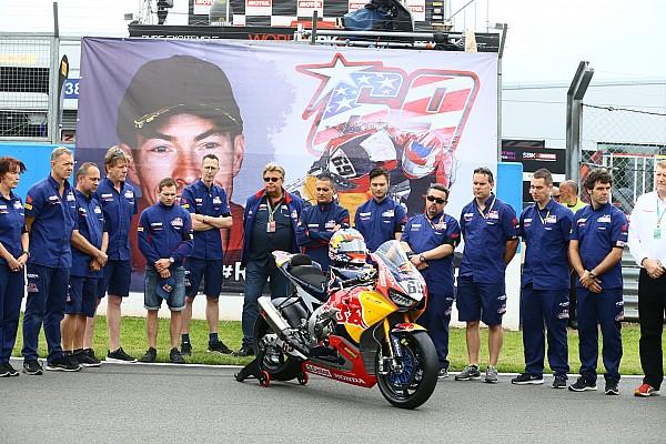 WSBK Ultime notizie La Superbike rende omaggio a Hayden sulla griglia di Donington