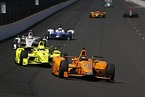 IndyCar Breaking news Alonso Indy 500 win would inspire F1 drivers - Unser Jr