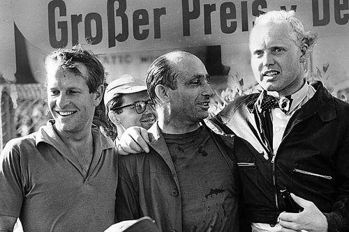 El último mundial de Fangio en el 'Infierno verde'