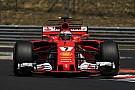 F1 Raikkonen se queda en Ferrari para 2018