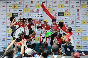 ARRC Preview Astra Honda Racing Team ingin jaga momentum di Thailand