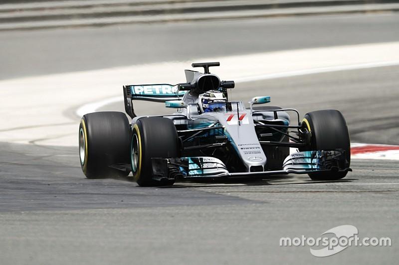 Bottas lidera manhã no Bahrein; Ferrari dá só 9 voltas