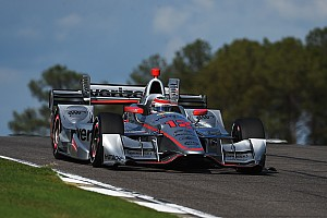IndyCar Qualifiche Will Power centra la pole e guida la tripletta Penske a Barber