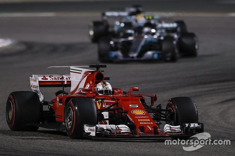 Mercedes gerçekten Ferrari baskısı altında!