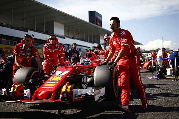 """F1 莱科宁:法拉利连遭引擎故障""""有点奇怪"""""""