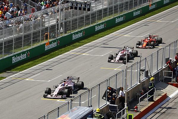 F1 【F1】ペレス「オコンにリカルドをかわすことはできなかったはず」