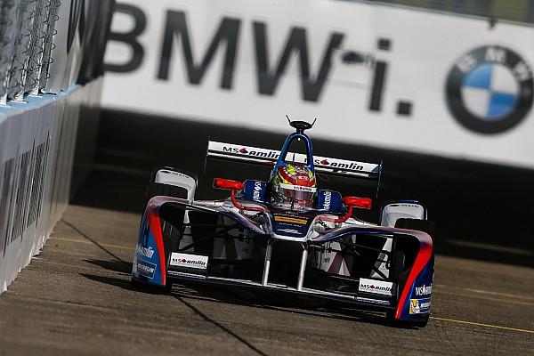 BMW подтвердила участие заводской команды в Формуле E