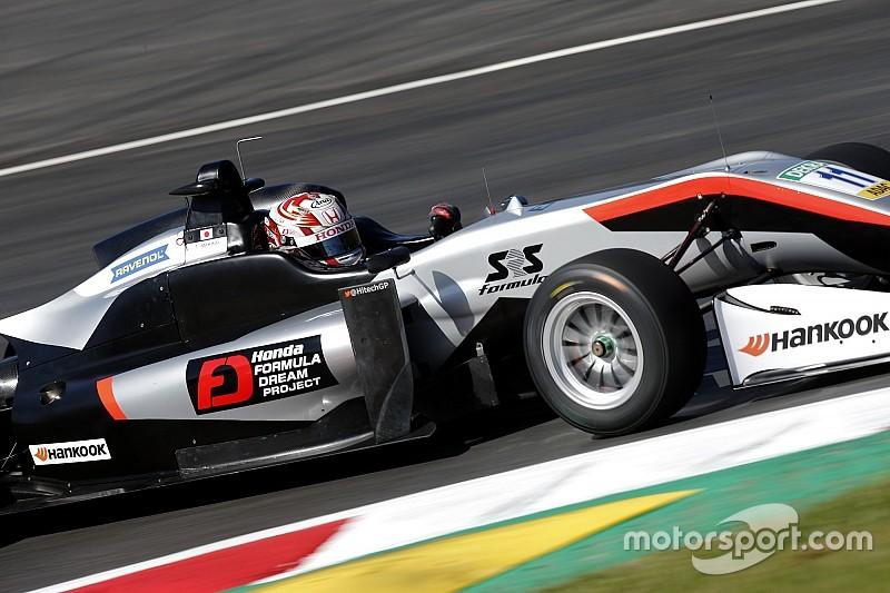 Протеже Honda нацелился попасть в Ф1 за пару лет