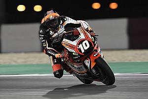 Moto2 Commento Forward Racing a Doha: chi ben comincia...