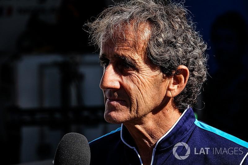 """Prost: Renault, WEC ile çakışan tarihlerin """"baskısından"""" zarar gördü"""