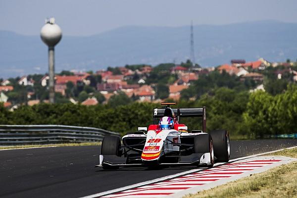 GP3 у Шпільберзі: Зіберт найшвидший у вільних заїздах