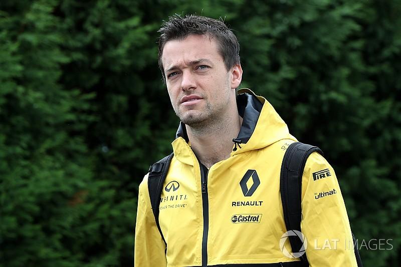 元ルノーF1のパーマー、英国BBCのF1解説チームに加入決定