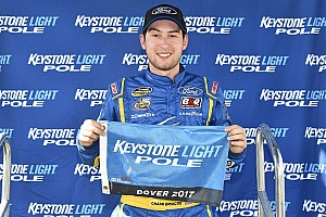 NASCAR Truck Special feature BKR Take on Trucks: Chase Briscoe takes unique approach to learning